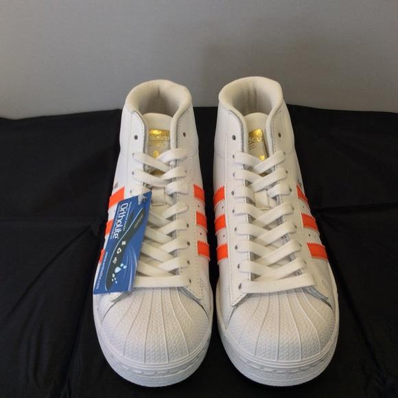 ea10652b13a3 Adidas Originals Kids  Pro Model J Sneaker